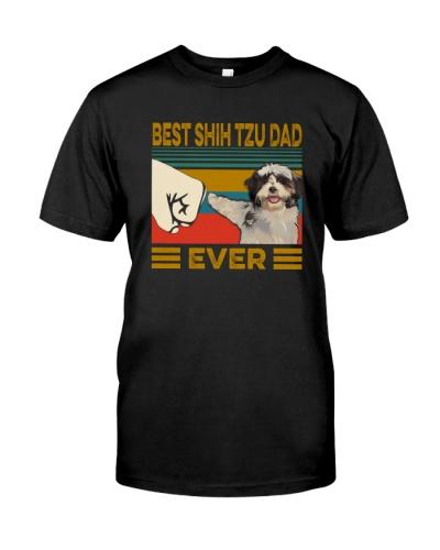 BEST Shih tzu DAD EVER