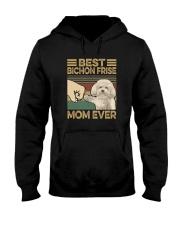 BEST Bichon Frise MOM EVER s Hooded Sweatshirt thumbnail