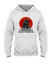 DADZILLA KING OF THE MONSTERS Hooded Sweatshirt thumbnail