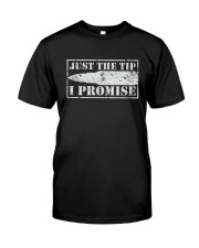JUST THE TIP Classic T-Shirt front