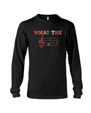 WHAT THE Long Sleeve Tee thumbnail