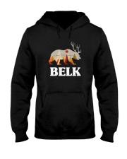 BEAR DEER FUNNY BELK Hooded Sweatshirt thumbnail