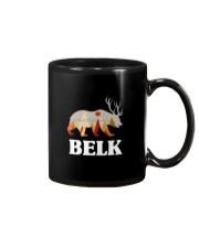 BEAR DEER FUNNY BELK Mug thumbnail