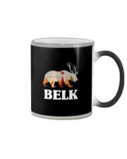 BEAR DEER FUNNY BELK Color Changing Mug thumbnail