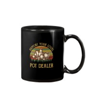 SUPPORT YOUR LOCAL POT DEALER Mug tile