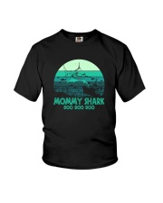 MOMMY SHARK DOO DOO DOO Youth T-Shirt thumbnail