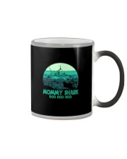 MOMMY SHARK DOO DOO DOO Color Changing Mug thumbnail