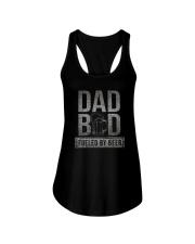 DAD BOD BEER Ladies Flowy Tank thumbnail