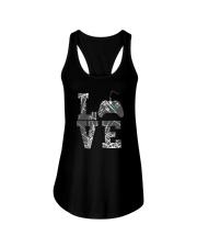 LOVE GAME CONTROLLER Ladies Flowy Tank thumbnail