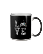 LOVE GAME CONTROLLER Color Changing Mug thumbnail