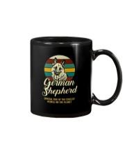 official dog german shepherd Mug thumbnail
