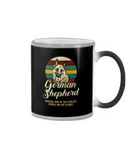 official dog german shepherd Color Changing Mug thumbnail