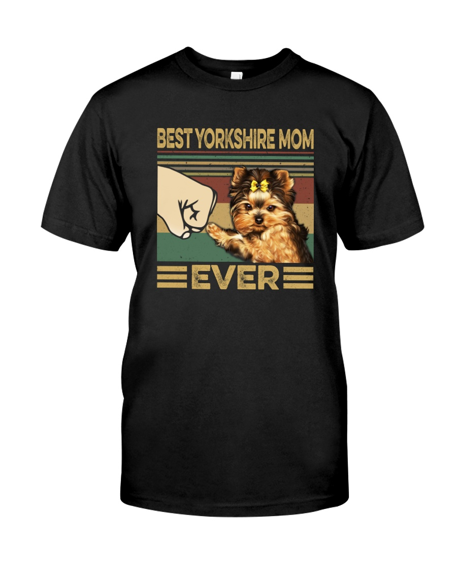 BEST  Yorkshire MOM EVER Classic T-Shirt