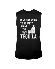 BE SALTY BRNG THE TEQUILA Sleeveless Tee thumbnail