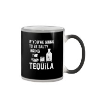 BE SALTY BRNG THE TEQUILA Color Changing Mug thumbnail