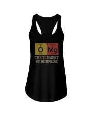 OMG THE ELEMENT OF SURPRISE Ladies Flowy Tank thumbnail