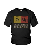 OMG THE ELEMENT OF SURPRISE Youth T-Shirt thumbnail