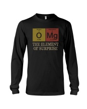 OMG THE ELEMENT OF SURPRISE Long Sleeve Tee thumbnail