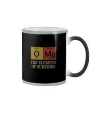 OMG THE ELEMENT OF SURPRISE Color Changing Mug thumbnail