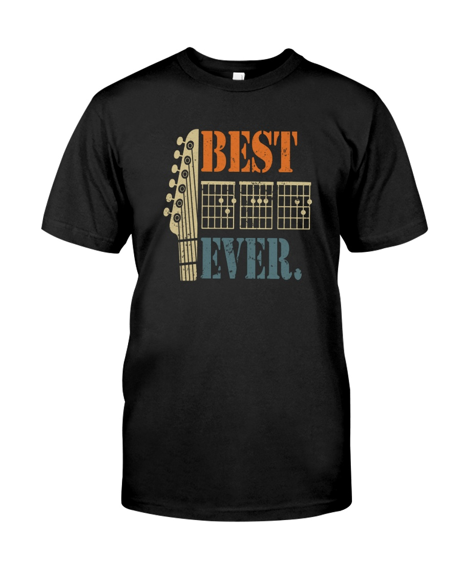 BEST GUITAR DAD EVER Classic T-Shirt