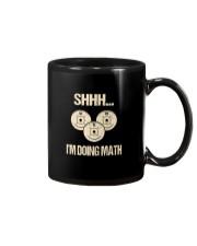 SHHH I'M DOING MATH Mug thumbnail