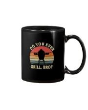 DO YOU EVEN GRILL BRO Mug thumbnail