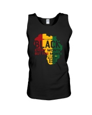 THIS MONTH I AM BLACKITY Unisex Tank thumbnail