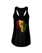 THIS MONTH I AM BLACKITY Ladies Flowy Tank thumbnail