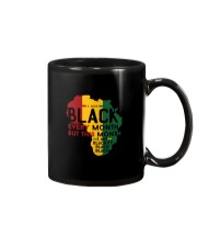 THIS MONTH I AM BLACKITY Mug thumbnail