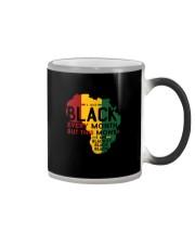 THIS MONTH I AM BLACKITY Color Changing Mug thumbnail
