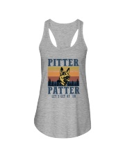PITTER PATTER Ladies Flowy Tank thumbnail