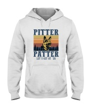 PITTER PATTER Hooded Sweatshirt thumbnail