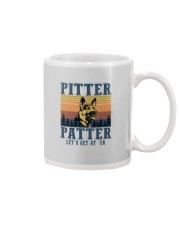 PITTER PATTER Mug tile