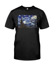 VAN GOGH CHICKEN Classic T-Shirt front