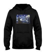 VAN GOGH CHICKEN Hooded Sweatshirt thumbnail
