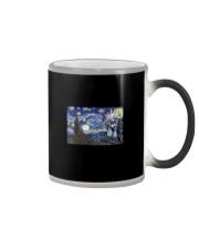 VAN GOGH CHICKEN Color Changing Mug thumbnail