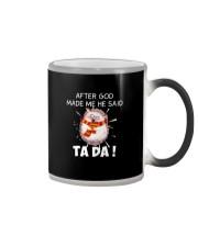 TADA HEDGEHOG Color Changing Mug thumbnail