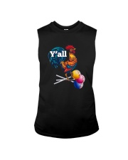 Y'ALL CHICKEN CANDY Sleeveless Tee thumbnail