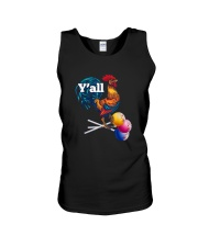 Y'ALL CHICKEN CANDY Unisex Tank thumbnail