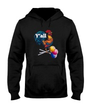 Y'ALL CHICKEN CANDY Hooded Sweatshirt thumbnail