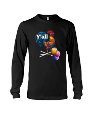 Y'ALL CHICKEN CANDY Long Sleeve Tee thumbnail