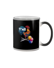 Y'ALL CHICKEN CANDY Color Changing Mug thumbnail