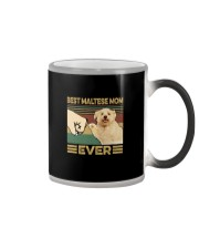 BEST Maltese MOM EVER s Color Changing Mug thumbnail