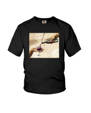 THE CREATION OF ADAM WINE Youth T-Shirt thumbnail
