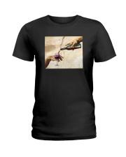 THE CREATION OF ADAM WINE Ladies T-Shirt thumbnail