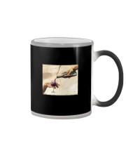 THE CREATION OF ADAM WINE Color Changing Mug thumbnail