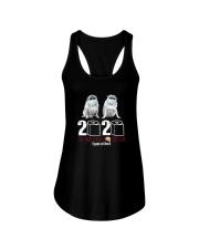 MASKED PUGS 2020 Ladies Flowy Tank thumbnail