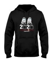 MASKED PUGS 2020 Hooded Sweatshirt thumbnail