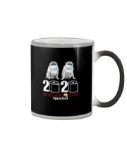 MASKED PUGS 2020 Color Changing Mug thumbnail