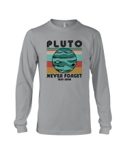 PLUTO NEVER FORGET Long Sleeve Tee thumbnail